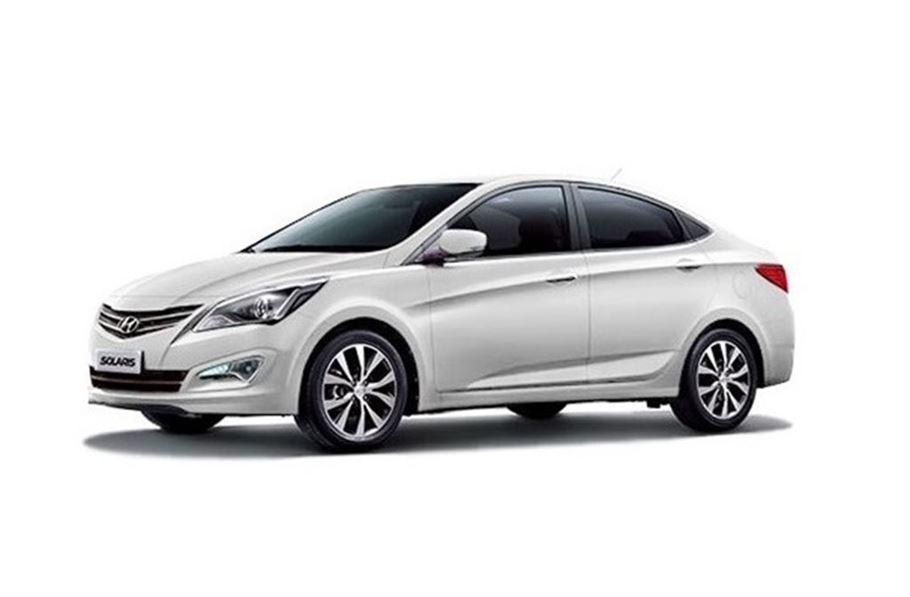 Прокат авто в Симферополе Аэропорт. Прокат машин Симферополь: Hyundai Solaris 2015 г