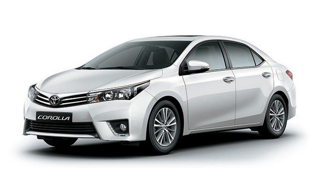 Прокат авто в Симферополе Аэропорт. Прокат машин Симферополь: Toyota Corolla City 2017 г.в.