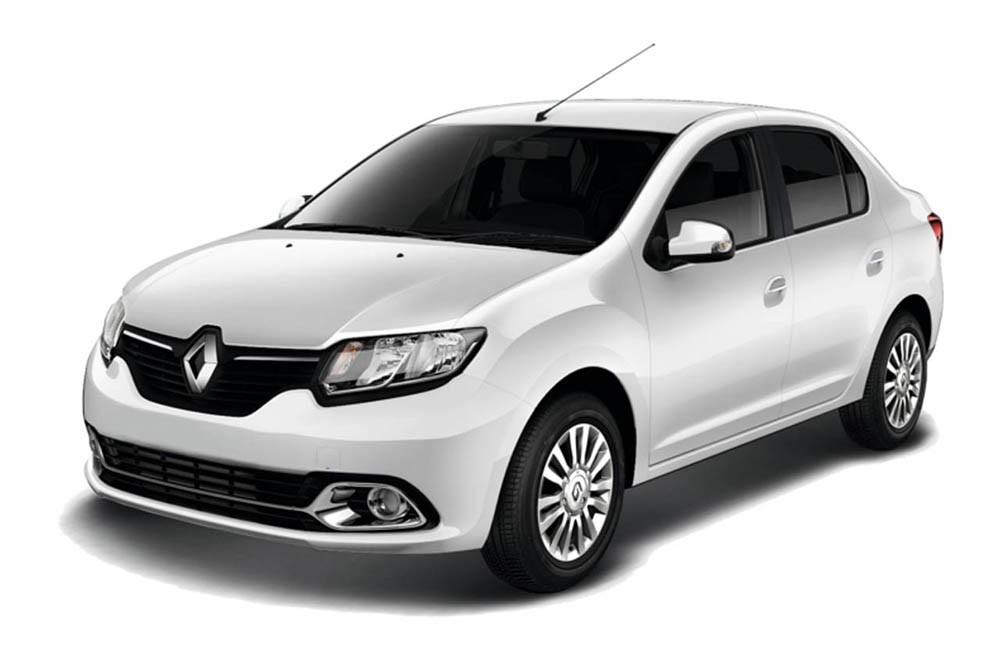 Прокат авто в Симферополе Аэропорт. Прокат машин Симферополь: Renault Logan sedan 2014 г.в.