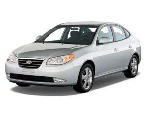 Hyundai Elantra 2014 г.в.