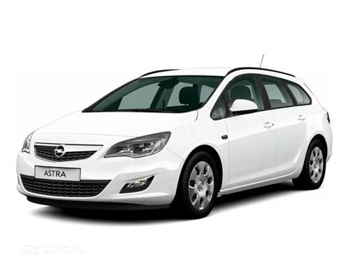 Фото Opel Astra 2012 г.в.
