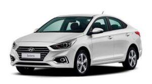 Hyundai Solaris 2021 г